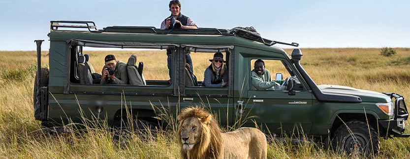 Best Family safari in Kenya
